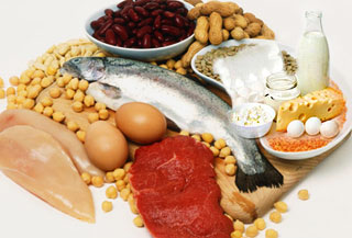 Alimentos ricos en Leucina